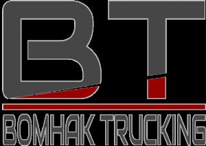 Bomhak Trucking Logo